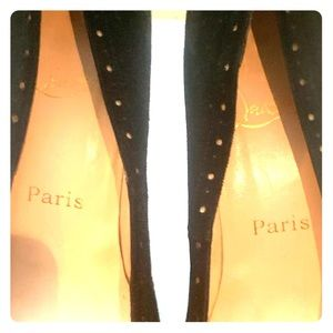Christian Loubotin shoes Size 41